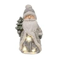 LED Santa Deco 50cm