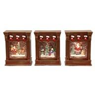 Fireplace Spinner 17cm 3 Asst