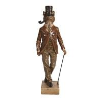 Decorative Fox Figurine 40.5cm