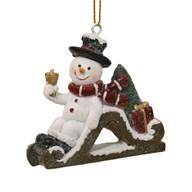 Snowman Hanging Dec