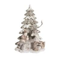 Deco Reindeer Figurine 20cm