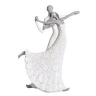 Dancing Couple Figurine 28.5cm