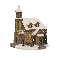 LED Church 24.5cm