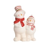 Snowman Figurine 21cm