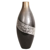 Ombre Lacquer Vase 45cm