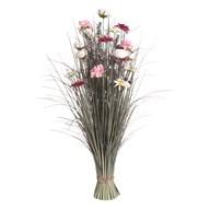 Rose Floral Grass 100cm