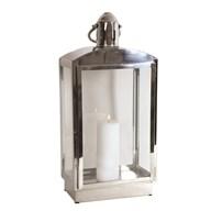 Silver Lantern 53cm