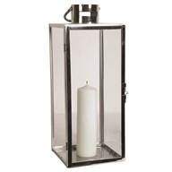 Silver Lantern 41cm