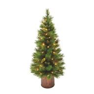 5ft Pre Lit (80L) Tree