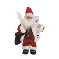 Animated Musical Santa 32.5cm