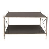 Black Mirror Coffee Table 116x55cm