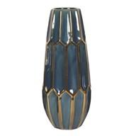 Blue Vase 35cm