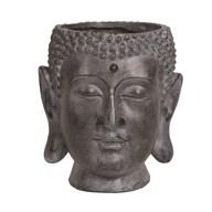 Buddha Head Planter 24cm