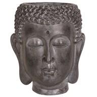Buddha Head Planter 31cm
