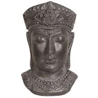 Buddha Head Planter 38cm