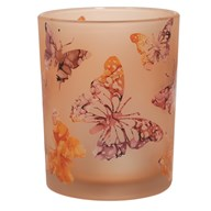 Butterfly Tealight Holder 12.5cm