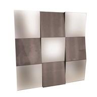 Chequered Mirror 60cm