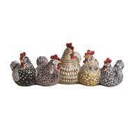 Chicken Decor 16cm