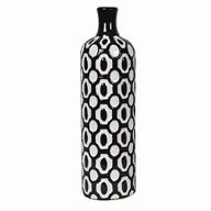 Circles Design Vase 45.5cm