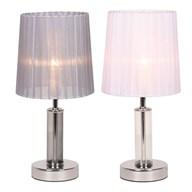 Column Table Lamp 33 cm 2 Assorted