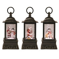Copper Lantern Spinner 23cm 3 Assorted