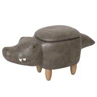 Croc Storage Footstool 90cm
