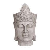 Buddha Head Planter 42cm