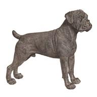 Standing Bulldog Dog 24.5cm