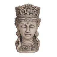 Decorative Garden Buddha Head 43cm