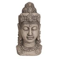 Decorative Garden Buddha Head 50cm