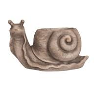 Decorative Snail Planter 38x20cm