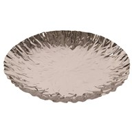 Decorative Hammered Effect Bowl 42cm