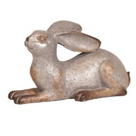 Decorative Laying Rabbit 24.5x14cm