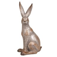 Decorative Standing Rabbit 31cm