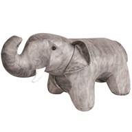 Elephant Pouffe 77cm