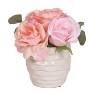 Floral Arrangement Pinks 20cm