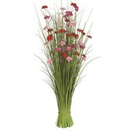 Grass Floral Bundle Azalea 100cm