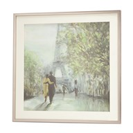 Framed Print Paris 80x80cm