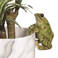 Frog Pot Hanger 14cm