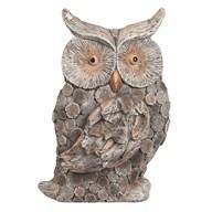 Garden Deco Owl 52cm