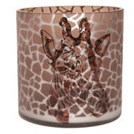 Giraffe Tealight Holder 15cm