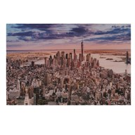 Glass Art 80x120cm Manhattan