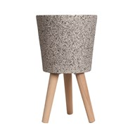 Granite Design Planter 31cm
