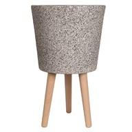 Granite Design Planter 40cm