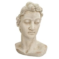 Greek Head Planter 40x52cm