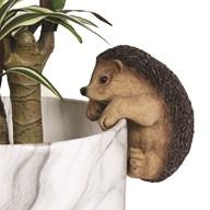 Hedgehog Pot Hanger 13cm