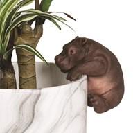 Hippo Pot Hanger 12cm