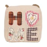 Home Handbag Doorstop 14cm
