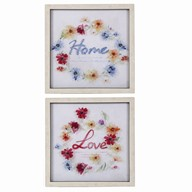 Home/Love Print 40cm 2 Assorted