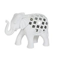 Jewelled Elephant 20cm